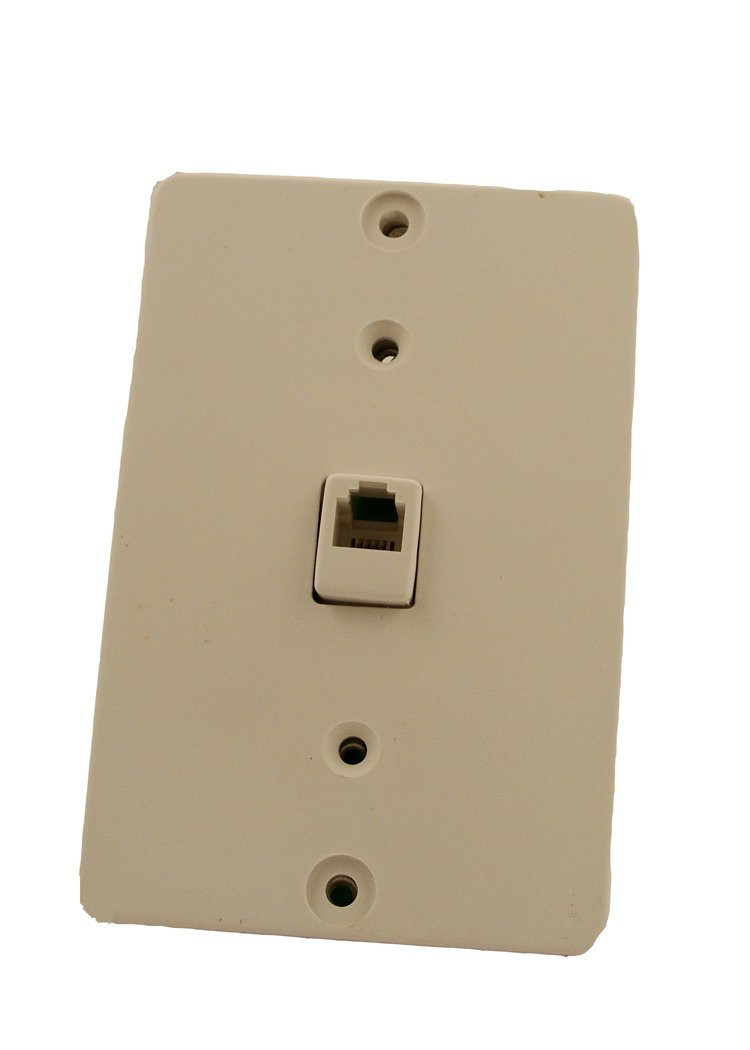 medium resolution of phone jack for wall