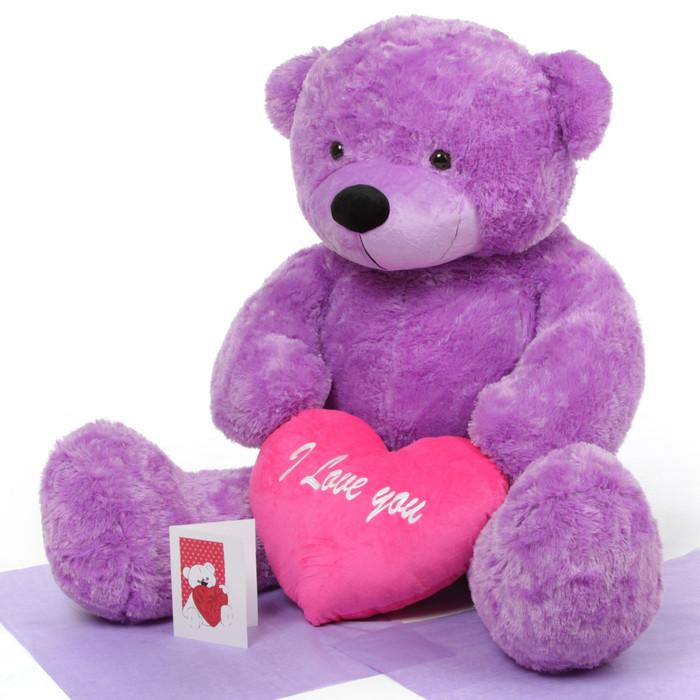 Giant True Love Bear Hug Care Package With DeeDee Cuddles