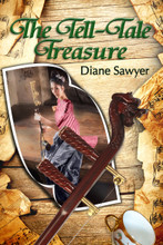 The Tell-Tale Treasure by Diane Sawyer (image courtesy Southern Yellow Pine Publishing)