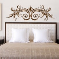 Head Board 01 Wall Decal