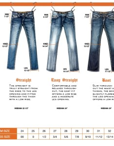 also size guide rh rockrevival