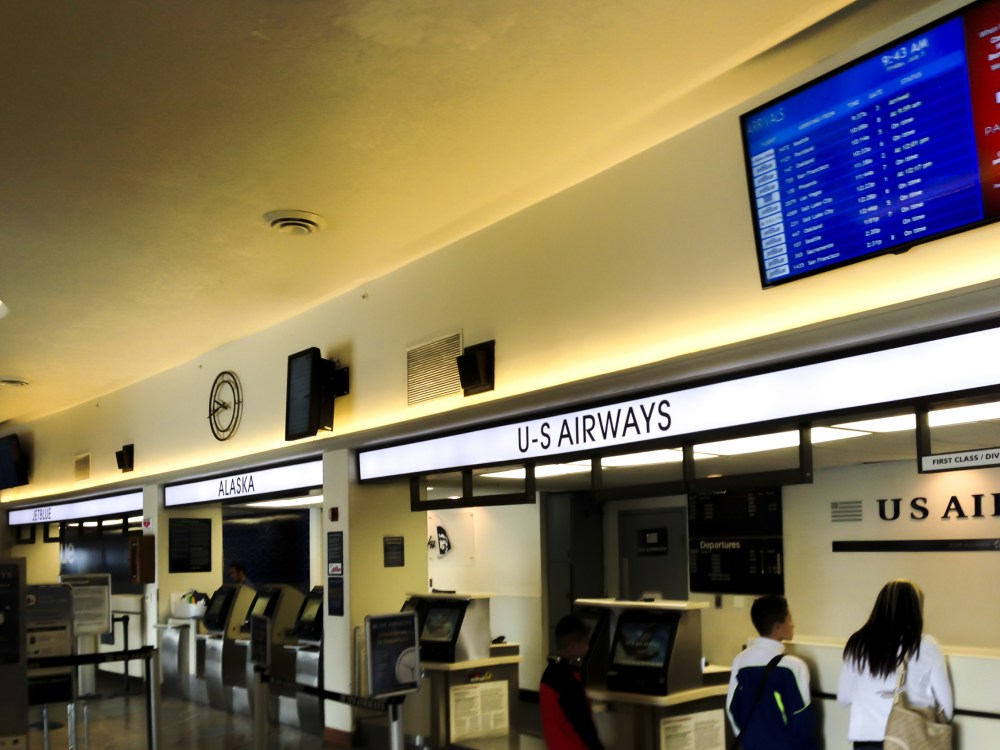 medium resolution of long beach airport terminal led install by flexfire leds