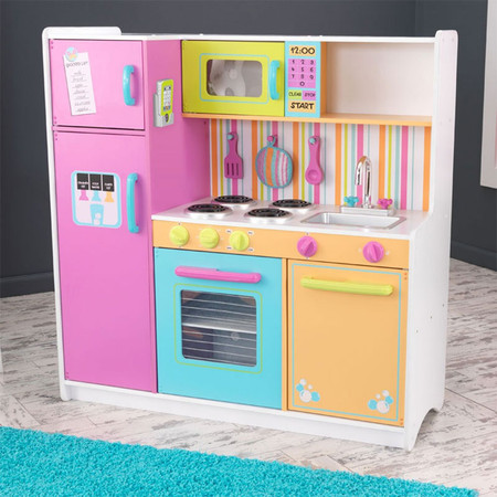 KidKraft Big  Bright Kitchen On Sale Now Cheapest