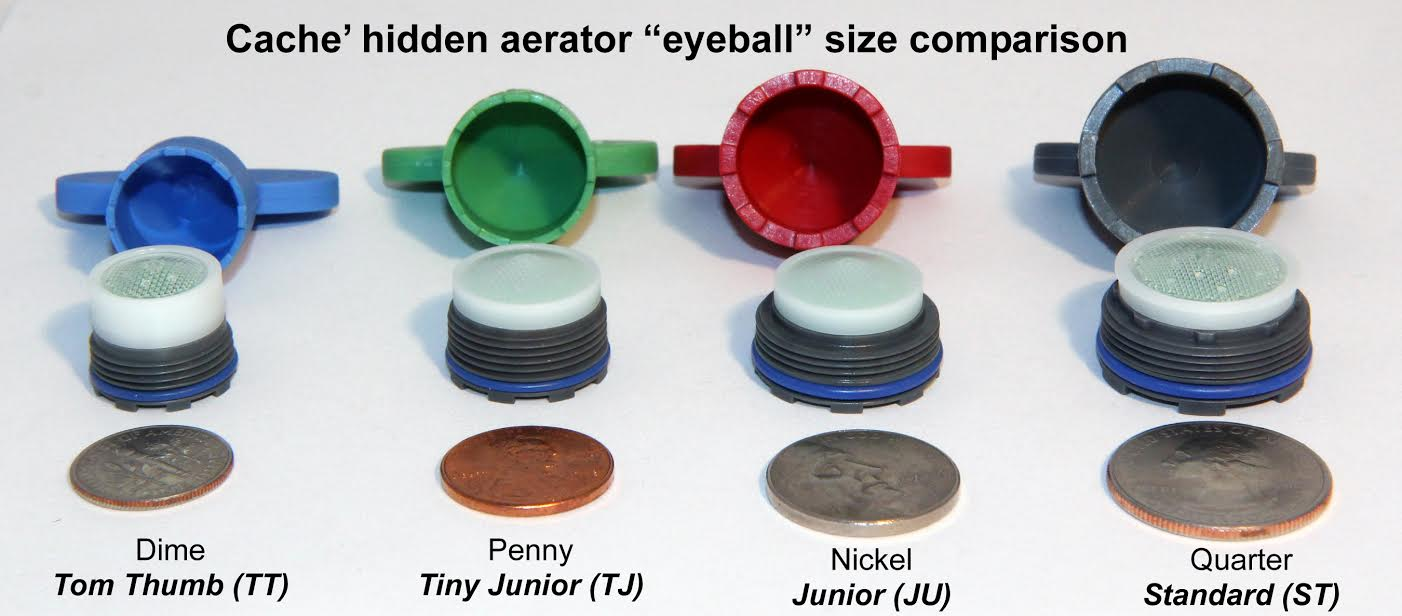 the faucet aerator guide aerator