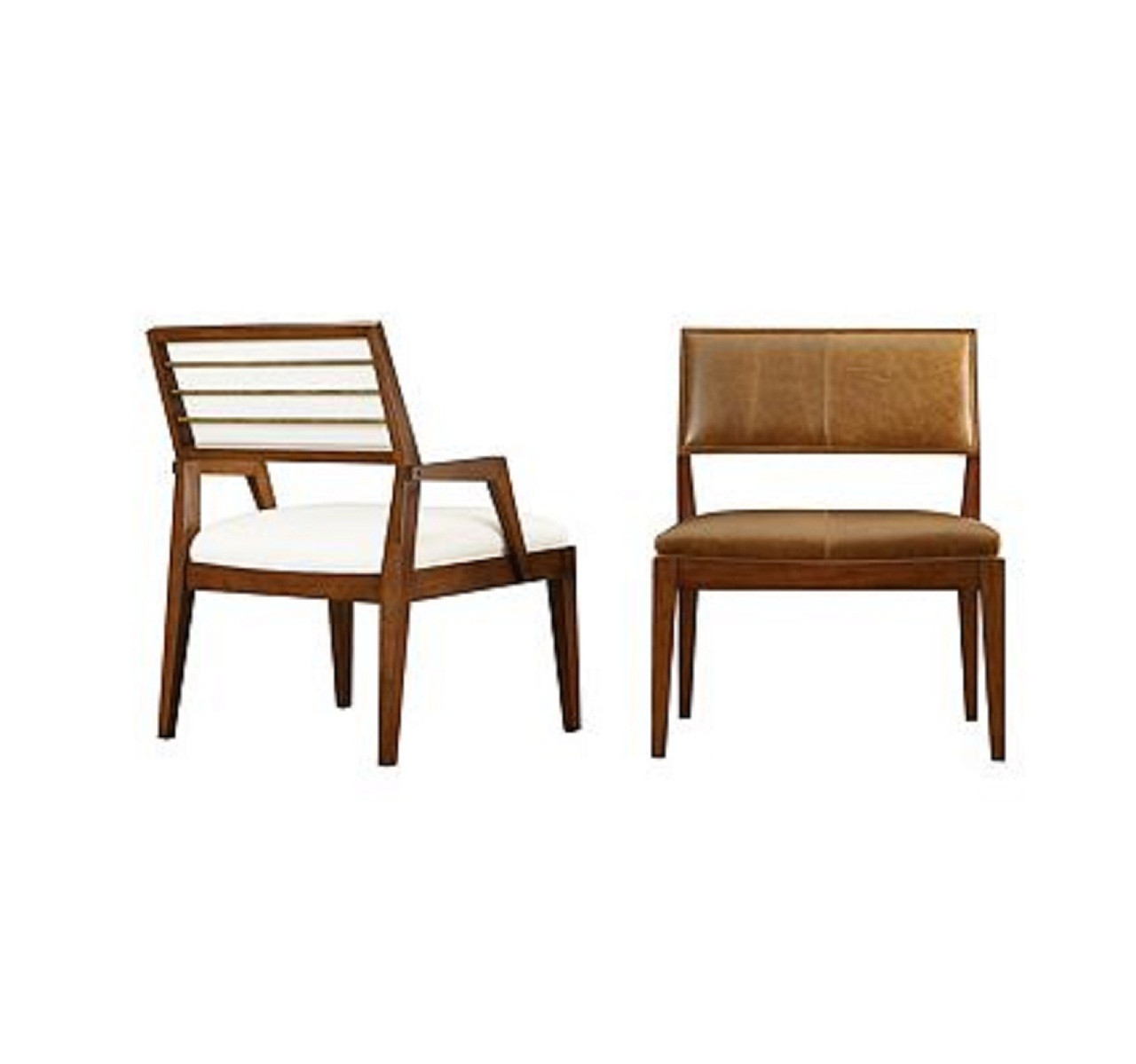 Henredon Chair Henredon Furniture Venue Collection Set Of 8 Dining Chairs