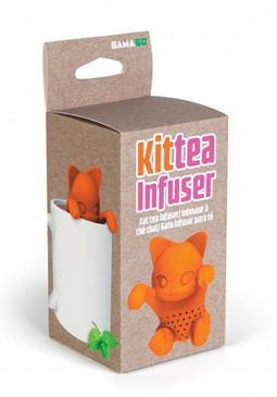 kittea infuser great gift for tea lover mom grandma girlfriend stocking stuffer mothers day whimsical cat lover