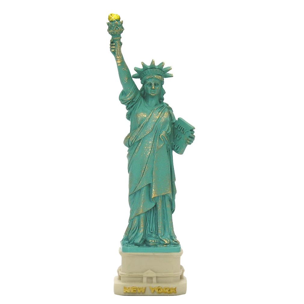 4 Mini Statue Of Liberty Replica
