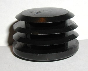 plastic inserts for metal chair legs most expensive lift plug insert glide tables or chairs with tubular of 1 4 table outside diameter