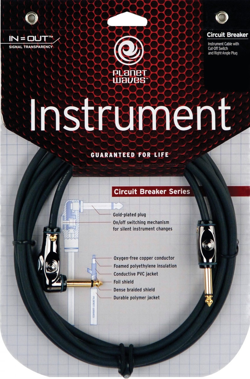 Home Planet Waves Circuit Breaker Plug With Right Angle