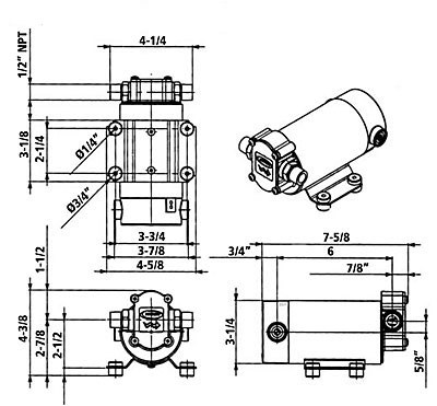 Self Priming Fuel Pump Self Priming Transfer Pump Wiring
