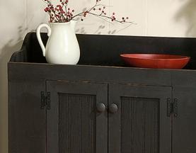 Cabinets  Cupboards  Dry Sinks  Sawdust City LLC