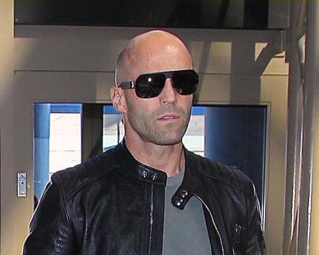 Jason Statham Wearing The MYKITA Bernard Willhelm XAVER