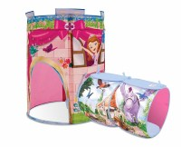 Playhut Sofia Explore 4 Fun Play Tent
