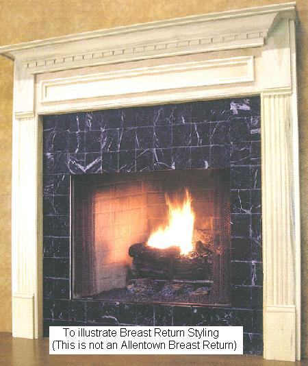 Mantel Sizing  Glossary  Extended Returns  Chase