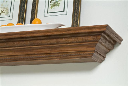 Maple Fireplace Mantel Shelf The Custom Hillview Mantel Shelf Had Embossed Egg And Dart