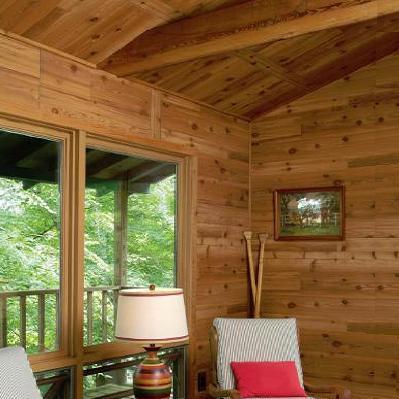 Wood Paneling  Western Red Cedar Wall Paneling  Panels