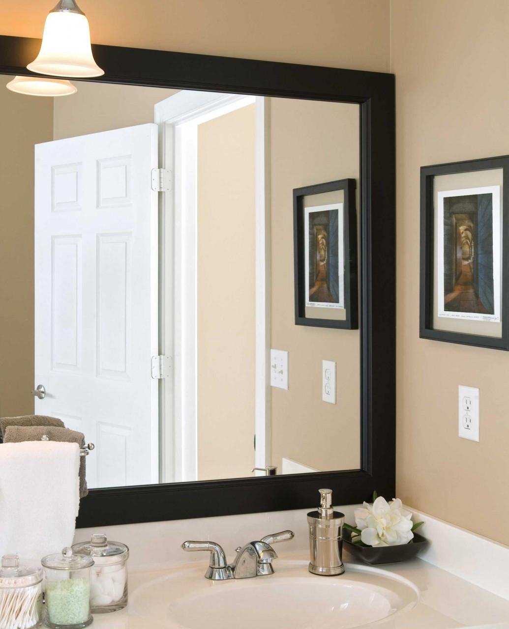 Bathroom Mirror Frames  Bathroom Mirror  Vanity Mirror