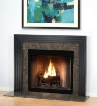 Stratum Contemporary Modern Mantel | Cascading | Tiered