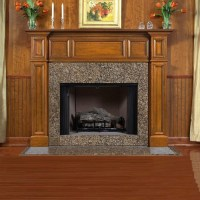 Custom Fireplace Mantels And Surrounds ...