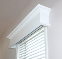 Custom Wood Cornices