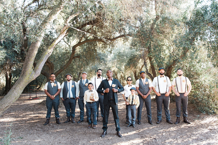 Heather and Antonio A Vintage Southern California Wedding