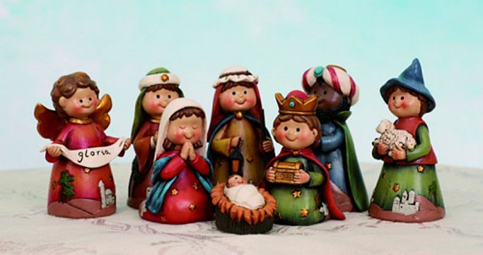 Nativity Scenes And The True Meaning Of Christmas FC
