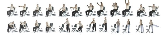 resistance chair exercise system reviews french reproduction dining chairs rehabilitation pack workouts strength jpg