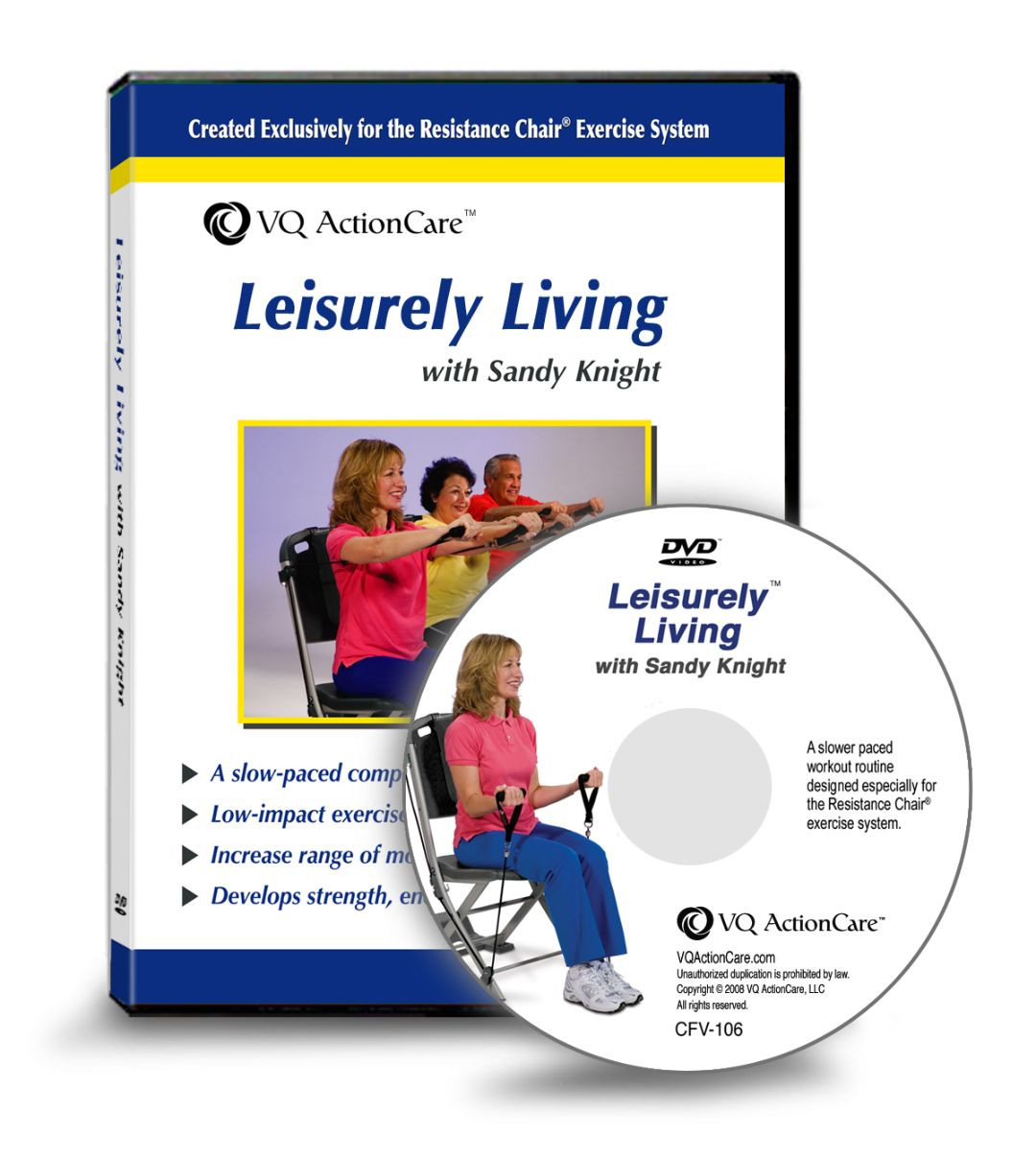 chair gym dvd set dining table and chairs for sale leisurely living resistance exercise system