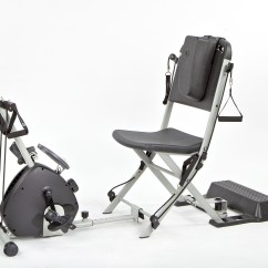 Resistance Chair Accessories Swing Kl Smooth Rider Ii Exercise Cycle