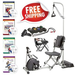 Chair Gym Parts Christmas Covers Argos Resistance Super Pack Exercise System Categories