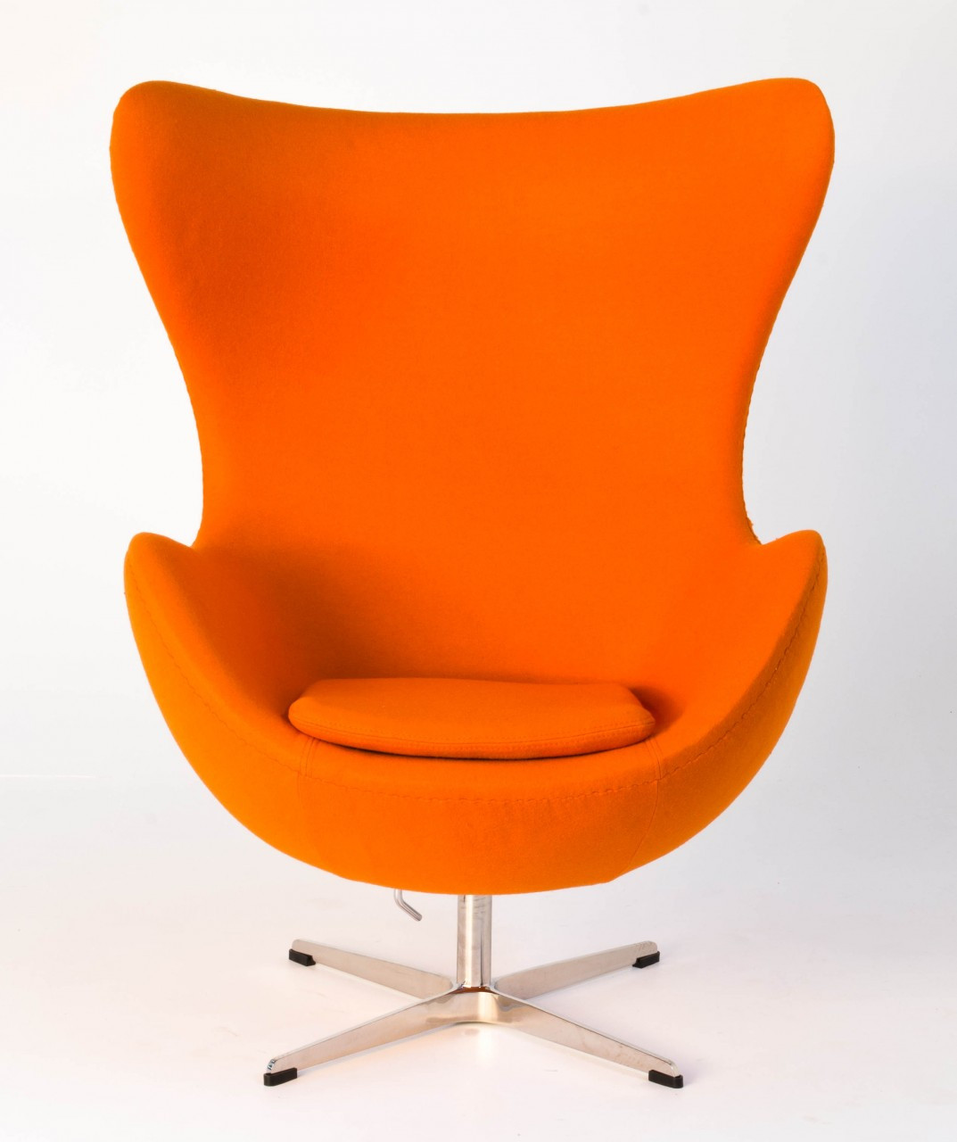 Yellow Egg Chair Replica Egg Chair Orange Replica Arne Jacobsen Egg Chair