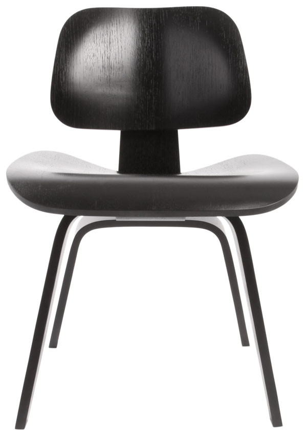 black eames chair office target replica charles and ray dcw 189 dining wood
