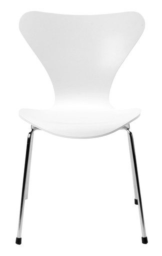 white wishbone chair replica foldable and table set arne jacobsen series 7 - only $55!