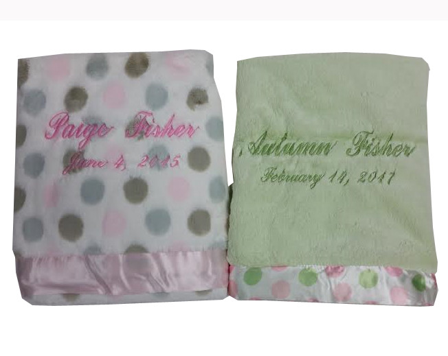 personalized twin gifts two