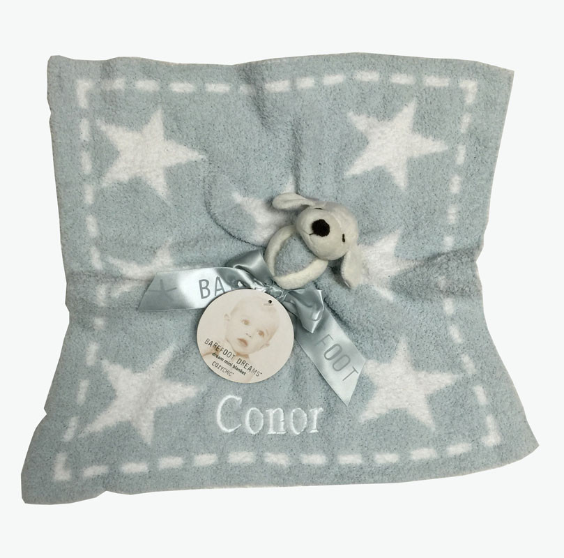 Barefoot Dream Cozy Chic Buddy - Blue Star Security