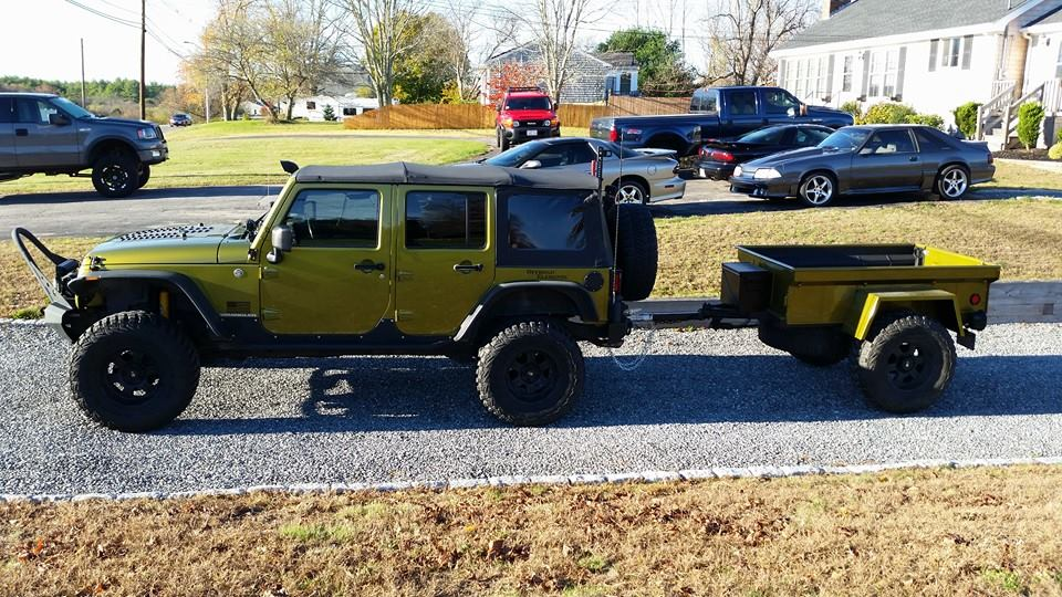 Trailer Wiring 2008 Jeep Wrangler