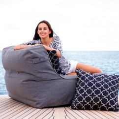 Boat Bean Bag Chairs Ergonomic Mesh Executive Chair With Headrest 17830 Filling Your Beanbag Coast New Zealand