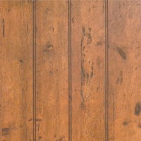 Wood Paneling   Rustic Wine Cellar Oak Beadboard ...