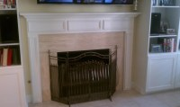 Fireplace Mantel | Builder Mantels | Danbury | MantelCraft