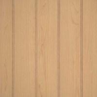 "Wall Paneling | 4"" Wide Beadboard | Ultima Maple | 3.6mm"