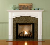 Wood Fireplace Mantel Custom | Fireplace Surrounds ...