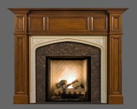 Fireplace Mantels | Wood Mantel Surrounds | Oxford ...