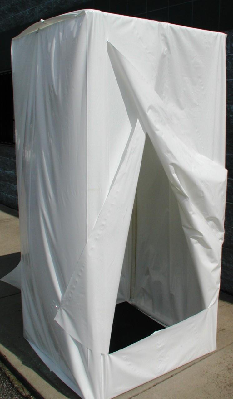 KKitz DeconMaster Decontamination Shower  Jendco Safety Supply