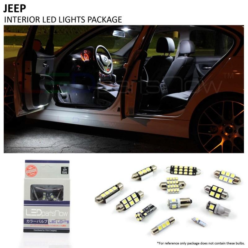 Jeep Compass Interior Lights Wont Turn On