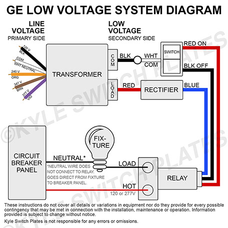 ge low voltage lighting troubleshooting tips  kyle switch