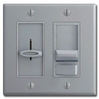 Dimmer Switches & Light Dimmer Knobs for Switch Plates