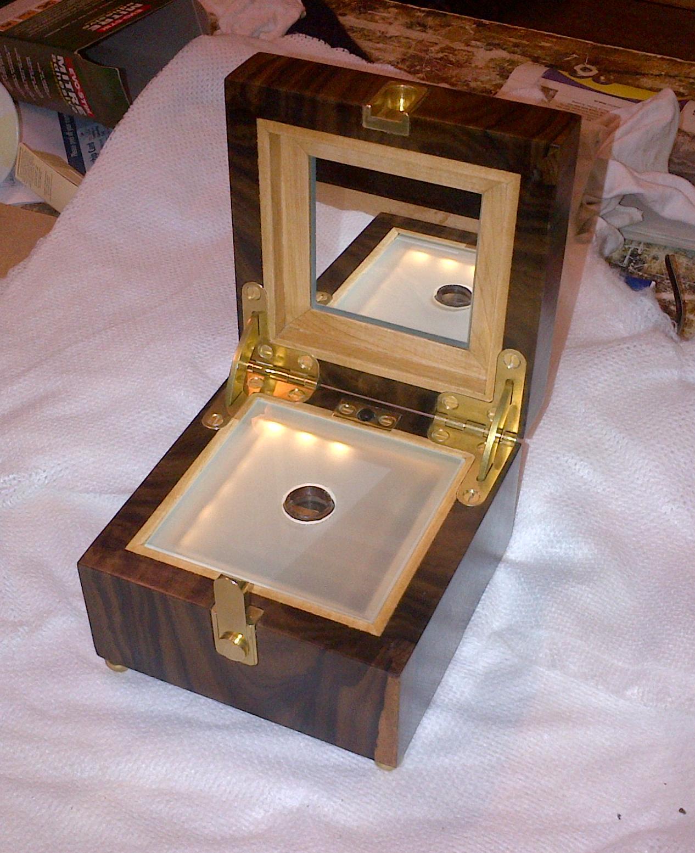 Engagement Ring Box from Nicholas Jones  Brusso Hardware