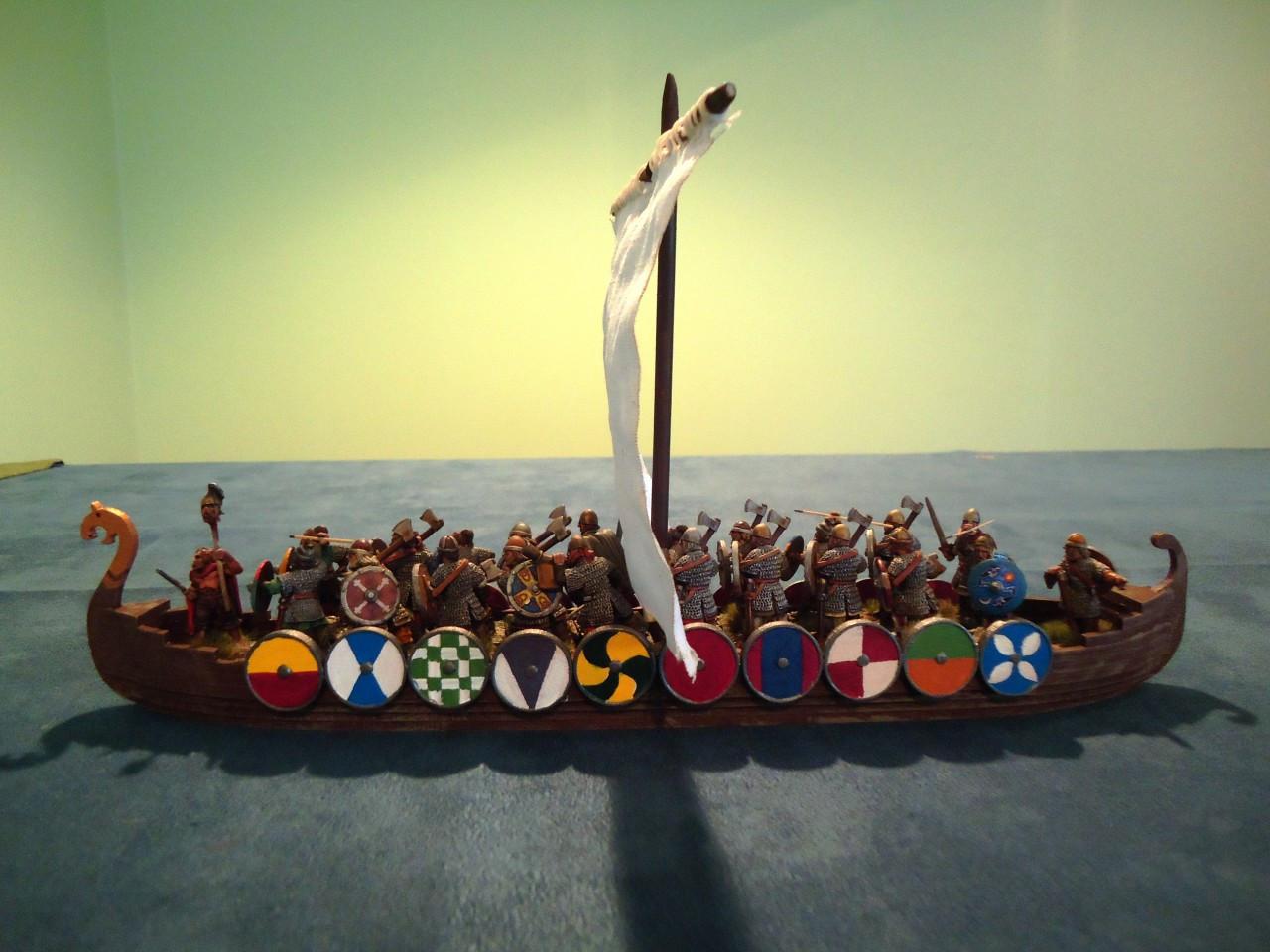 Viking Longship LDW