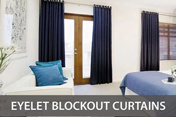 Quickfit Blockout Curtains Ready Made Curtains Discount Blinds
