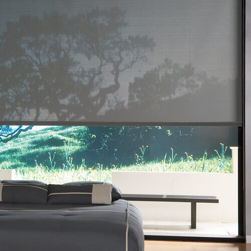 Screen Blinds  When you need privacy but still want to